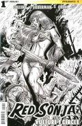 Red Sonja Vultures Circle (2014) 1E