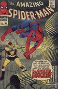Amazing Spider-Man (1963 1st Series) UK Edition 46UK