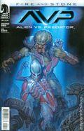 Alien vs. Predator Fire and Stone (2014 Dark Horse) 4