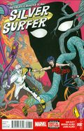 Silver Surfer (2014 5th Series) 8