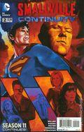 Smallville Season 11 Continuity (2014) 2