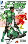 Green Lantern Corps (2011 2nd Series) 38B