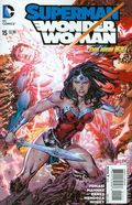 Superman Wonder Woman (2013) 15A
