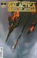 Battlestar Galactica Death of Apollo (2014 Dynamite) 2C