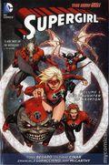 Supergirl TPB (2012-2015 DC Comics The New 52) 5-1ST