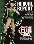 Evil Inc. Annual Report TPB (2007-2009 Greystone/Toonhound) 4-1ST
