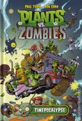 Plants vs. Zombies Timepocalypse HC (2015 Dark Horse) 1-1ST