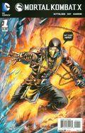Mortal Kombat X (2014 DC) 1A