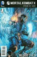 Mortal Kombat X (2014 DC) 1B
