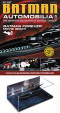 Batman Automobilia: The Definitive Collection of Batman Vehicles (2013 Figurine and Magazine) FIG-52