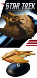 Star Trek The Official Starship Collection (2013 Magazine & Figure) ITEM#33