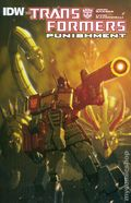 Transformers Punishment (2014 IDW) 0