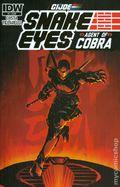 GI Joe Snake Eyes Agent of Cobra (2014 IDW) 1A
