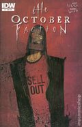 October Faction (2014 IDW) 4SUB