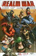 Grimm Fairy Tales Realm War (2014 Zenescope) 6D