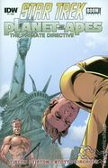 Star Trek Planet of the Apes The Primate Directive (2014 IDW) 2