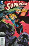 Supergirl (2011 5th Series) 38A