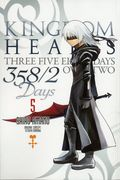 Kingdom Hearts 358/2 Days GN (2013- Yen Press Digest) three Five Eight Days Over Two 5-1ST
