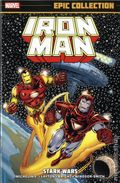 Iron Man Stark Wars TPB (2015 Marvel) Epic Collection 1-1ST