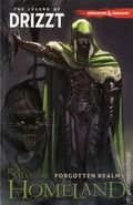 Forgotten Realms Legend of Drizzt TPB (2015 IDW) Dungeons and Dragons 1-1ST