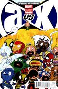 A-Babies vs. X-Babies (2012 Marvel) 1B