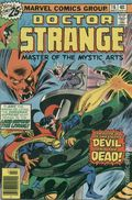 Doctor Strange (1974 2nd Series) Mark Jewelers 16MJ