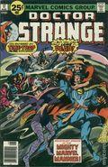 Doctor Strange (1974 2nd Series) Mark Jewelers 17MJ