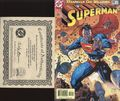 Superman (1987 2nd Series) 205A-DFSIGNED