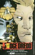 Judge Dredd (2012 IDW) 27