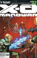 X-O Manowar (2012 3rd Series Valiant) 32C