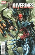 Wolverines (2014 Marvel) 4B