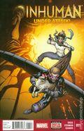 Inhuman (2014 Marvel) 11A