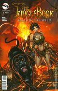 Grimm Fairy Tales Jungle Book Fall of the Wild (2014 Zenescope) 2A