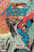 Action Comics (1938 DC) Mark Jewelers 497MJ