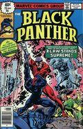 Black Panther (1977 Marvel 1st Series) Mark Jewelers 15MJ