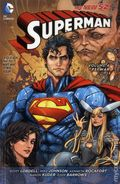 Superman TPB (2013 DC Comics The New 52) 4-1ST