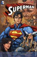 Superman TPB (2013 DC Comics The New 52) 4-1ST