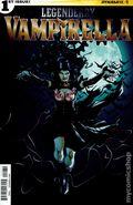 Legenderry Vampirella (2015 Dynamite) 1B