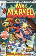 Ms. Marvel (1977 1st Series) Mark Jewelers 10MJ