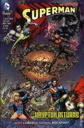 Superman Krypton Returns HC (2015 DC Comics The New 52) 1-1ST