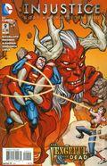 Injustice Gods Among Us Year Three (2014 DC) 9