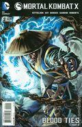 Mortal Kombat X (2014 DC) 2