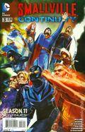 Smallville Season 11 Continuity (2014) 3