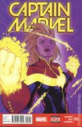 Captain Marvel (2014 8th Series) 12