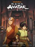 Avatar The Last Airbender The Rift HC (2015 Dark Horse) Library Edition 1-1ST