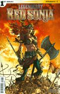 Legenderry Red Sonja (2015 Dynamite) 1B