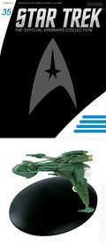 Star Trek The Official Starship Collection (2013 Magazine & Figure) ITEM#35