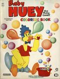 Baby Huey the Baby Giant Coloring Book SC (1959 Saalfield) 1-1ST