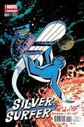 Silver Surfer (2014 5th Series) 1C