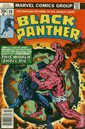 Black Panther (1977 Marvel 1st Series) Mark Jewelers 10MJ